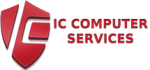 IC Computer Services Logo